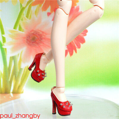 Shoes for japan obitsu ob 23cm 25cm body /& Fashion royalty FR DG momoko Gold