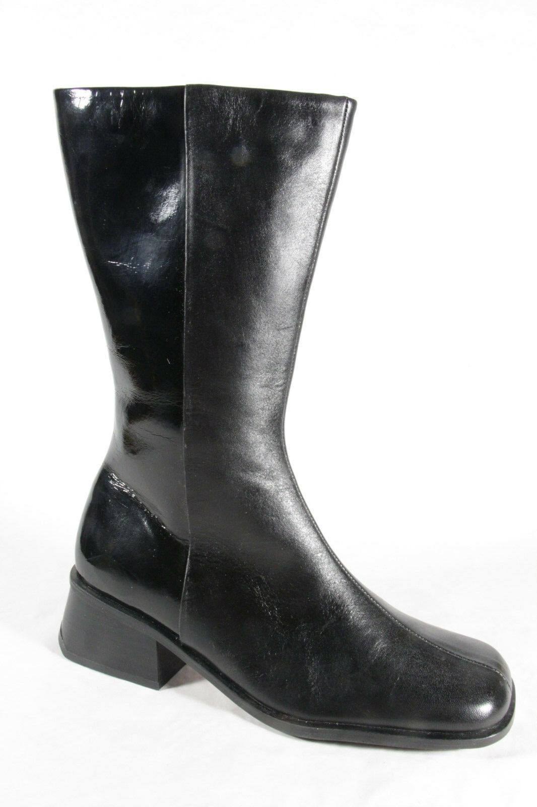 Gino Ventori Ventori Ventori Women's Ankle Boots Ankle Boots Black Real Leather New d0b58a