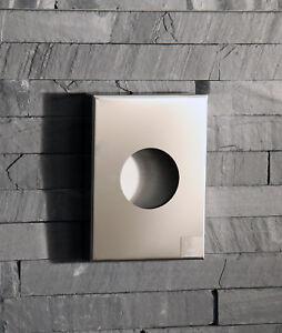 Hygienebeutelspender aus Edelstahl  glänzend poliert TOP von Schönbeck Design