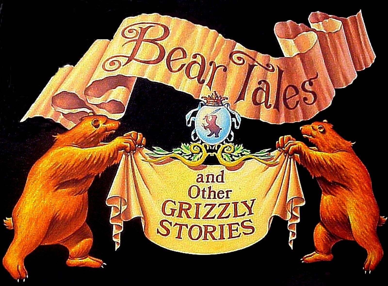 BEAR TALES (& other Grizzly Stories ) Planetarium Show