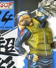 NARUTO High Spec Color Figure 4 Kakashi Banpresto HSCF