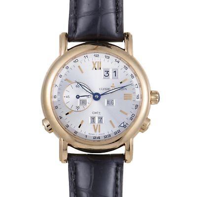Ulysse Nardin GMT Perpetual Watch 40mm 326-82/31