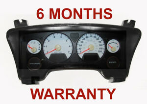 Image Is Loading 2008 Dodge Ram 1500 2500 Sdometer Instrument Cer