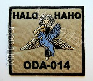United States US Special Forces ODA 015 Combat Divers Patch