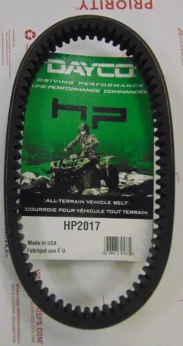 Dayco High-Performance Belt HP2017 28.98mm 0.848m 03-13 Kawasaki Prairie 360