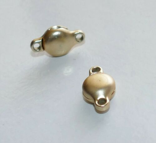 1x Strong Safe Ball Magnetic Jewelry Clasps Bracelet Closures Necklace Fasteners