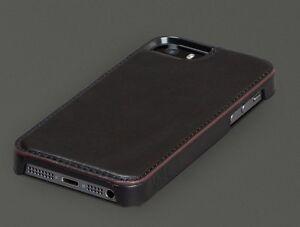 best website 8a6b7 d6412 Details about Sena Cases Genuine Leather Lugano Kontur Case for Apple  IPhone 5/SE/5S