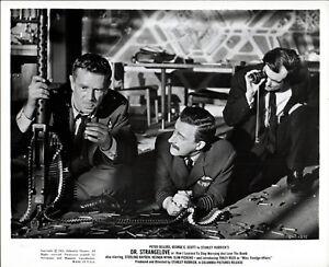 DR-STRANGELOVE-1964-Stanley-Kubrick-Peter-Sellers-Sterling-Hayden-10x8-STILL
