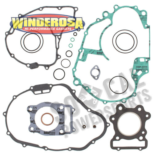 808802 1985-1987 HONDA 4 CYCLE TRX 250 FOURTRAX COMPLETE GASKET SET HONDA ATV