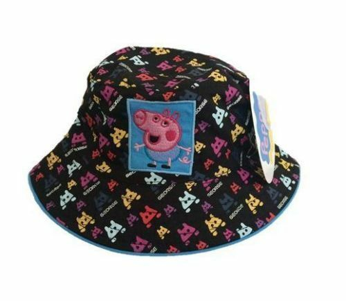 c8fa23650f6 Peppa Pig George Sun Hat Boys Girls Summer Hat 6 Months - 3 Years for sale  online