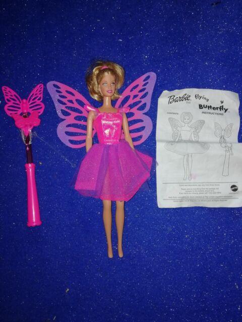 Mattel Barbie With Flying Thumbelina P6314-0