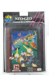 holy grail viewpoint neo geo aes snk brand new sealed blister fr euro ebay. Black Bedroom Furniture Sets. Home Design Ideas