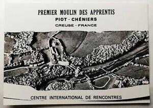 796-Ancienne-Carte-Postale-Piot-Cheniers-Creuse-France