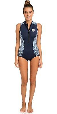 Rip Curl G Bomb Sleeveless 1mm Bikini Spring Suit Women's Wetsuit Surf Femme Verkoopprijs
