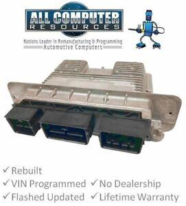 2004 Ford Truck 6.0L 4U7A-12A650-EED Engine Computer ECM PCM ECU  DPU-251