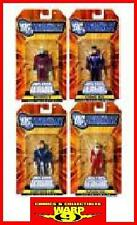 JLU LEGION OF SUPER HEROES 4 FIGURE SET! DC UNIVERSE