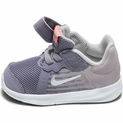 Girls Nike Downshifter 8 (TD) INFANT TRAINERS Size Kids 5.5 to 9.5   eBay