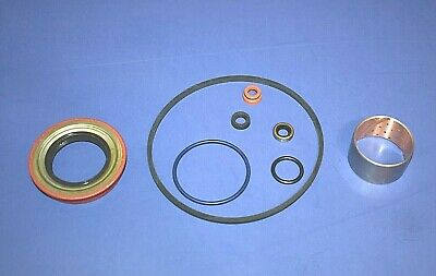 **Complete** TH350 TH350C Transmission Rear Housing Reseal Kit /& TEFLON BUSHING