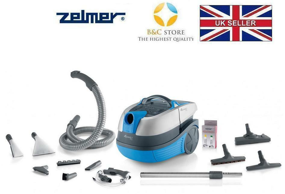 Nouveau Zelmer Multifonctionnel Aspirateur aquawelt plus ZVC762SP sec humide