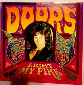 THE-DOORS-Unplayed-7-034-1967-91-Light-my-fire-People-are-strange-EKR-125