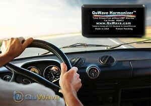 Details about QuWave Car Harmonizer QWC1 - Car and Truck EMF Protection