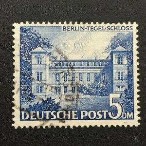 Timbre-BERLIN-Yvert-et-Tellier-n-46-Obl-Lot-F-Cyn37-Stamp