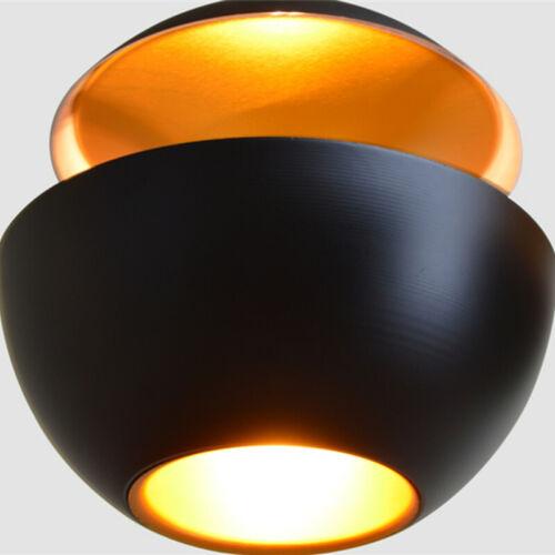 Black Pendant Lighting Kitchen Pendant Light Bar Lamp Bedroom LED Ceiling Lights