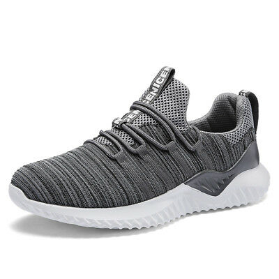 Men/'s Slip On Sneakers Casual Sports Athletic Breathable Running Shoes Outdoor