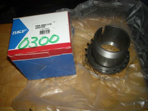 SKF SNW20 X 3 7//16 adapter NOS