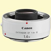 Canon Extender EF 1.4x F/1.4-3.5 Lens Camera Lenses