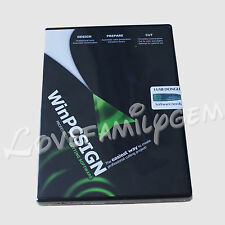 Winpcsign 2012 Sign Making Contour Cut Software For Vinyl Cutter Cutting Plotter