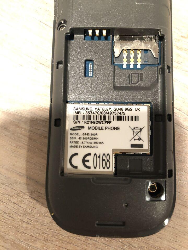 Samsung Keystone 2 m/ oplader, God