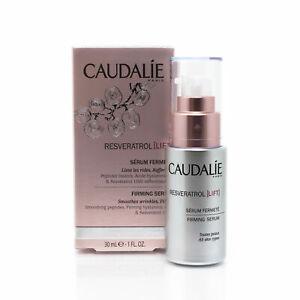 Caudalie Resveratrol Lift Firming Serum 1oz 30ml New In Box Ebay