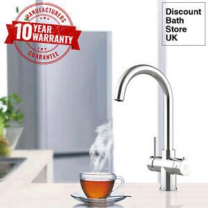 Instant Hot Kochendes Wasser Kuche Wasserhahn 3 In 1 Kalt Warmwasser Heizung Einheit Ebay