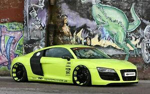 Audi-R8-Canvas-Wall-Art-Picture-Print-VARIOUS-SIZES