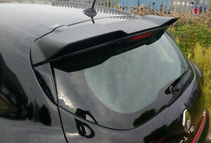 Spoiler-rear-wing-Cup-Style-for-renault-clio-4-Standard-Models