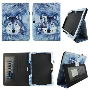 Wolf-Fit-for-Samsung-Galaxy-Tab-4-10-1-10-inch-Tablet-Case-Cover-ID-Slot