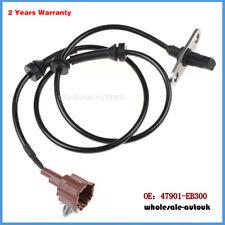 Rear Left ABS Anti Skid Sensor 47901-EB300 For Nissan Navara D40 2.5DCi /& 3.0DCi