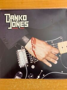 Danko Jones - We Sweat Blood // 2 LPs - 1. German-Press. 2003 - NEW - Red Vinyl