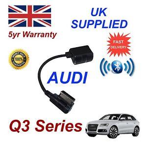 AUDI-Q3-Bluetooth-en-tiempo-real-Musica-modulo-para-Samsung-Motorola-Amazon