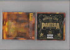 Pantera ‎– Official Live: 101 Proof CD 1997