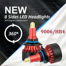 Fanless CSP 9006 HB4 LED Headlight Kit Bulb Low Beam Conversion 6000K 8US
