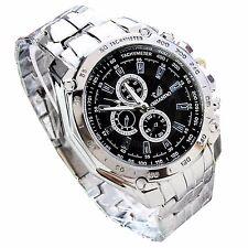 Orlando Luxury Stainless Steel Automatic Business Watch Men Wristwatch