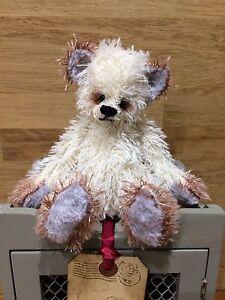 mohair bear shabby chic Artist Bear