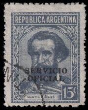 "ARGENTINA O45 (Mi D39) - Martin Guemes ""Servico Oficial"" (pa69091)"