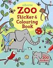 Zoo Sticker and Colouring Book by Jessica Greenwell (Paperback, 2014)