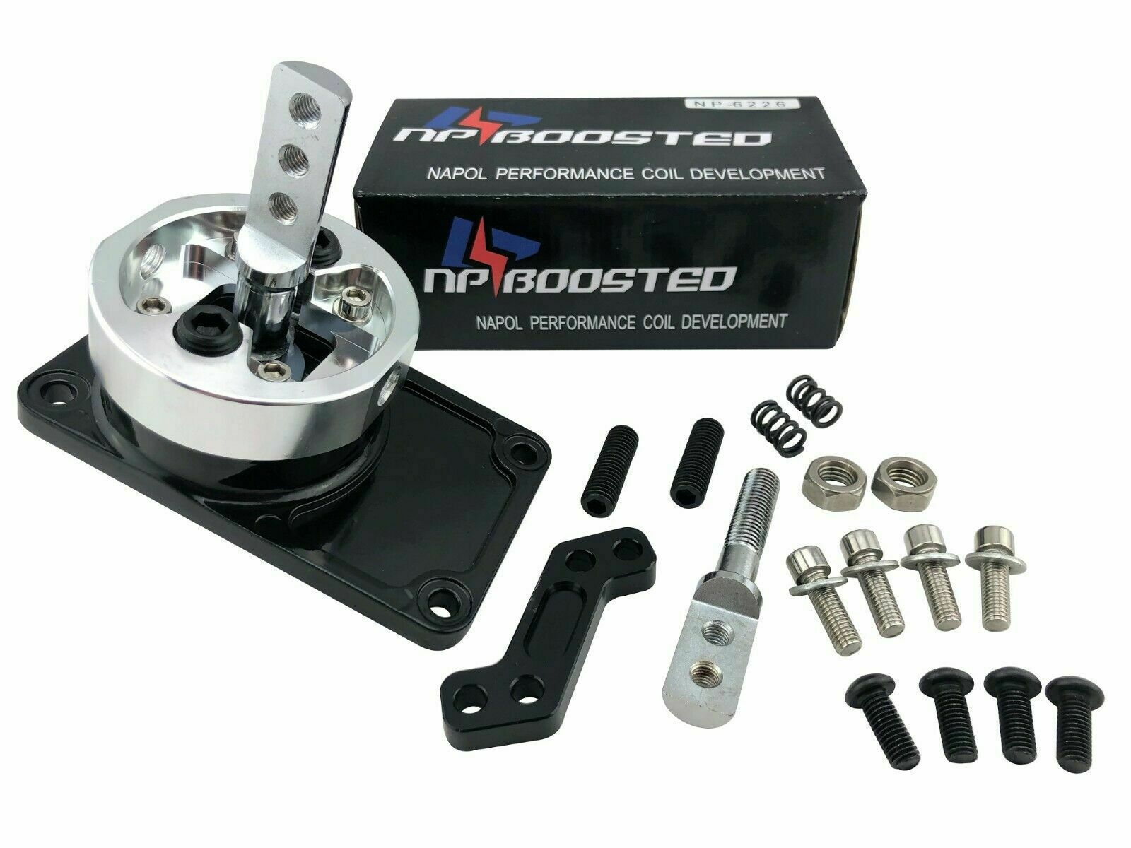 Details About Short Throw Shift Quick Shifter For 83 04 Ford Mustang Thunderbird T5 T45 5 Spd