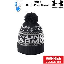 6de7b8fbb56 item 3 UNDER ARMOUR WINTER HAT MENS GOLF HAT WINTER BEANIE RETRO 3.0 POM POM  NEW 2019 -UNDER ARMOUR WINTER HAT MENS GOLF HAT WINTER BEANIE RETRO 3.0 POM  POM ...