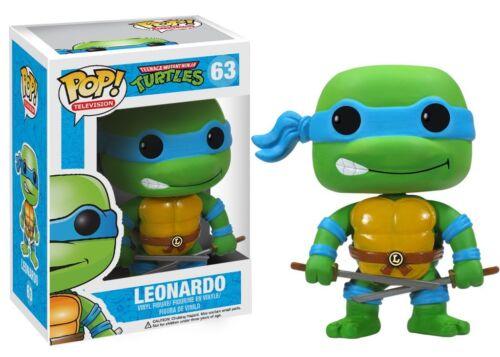 TV: Teenage Mutant Ninja Turtles Leonardo 3342 Funko Pop