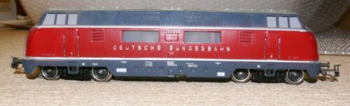 K23 Märklin 3021 .2 Diesellok V 200 006 DB TOP